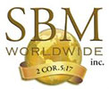 SBM Worldwide Logo